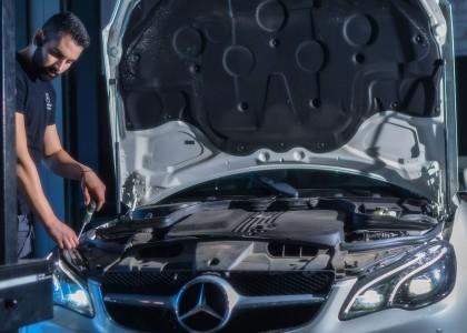 Service Προγραμματισμένο & Συντήρηση Οχήματος